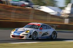 #71 Tafel Racing Porsche 911 GT3 RSR: Wolf Henzler, Dominik Farnbacher