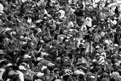 Fans at Talladega