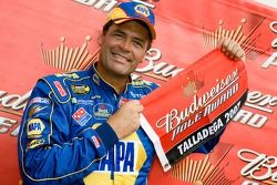 Pole winner Michael Waltrip