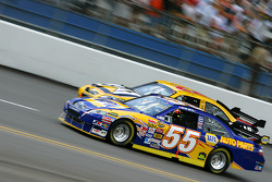Michael Waltrip and Dave Blaney