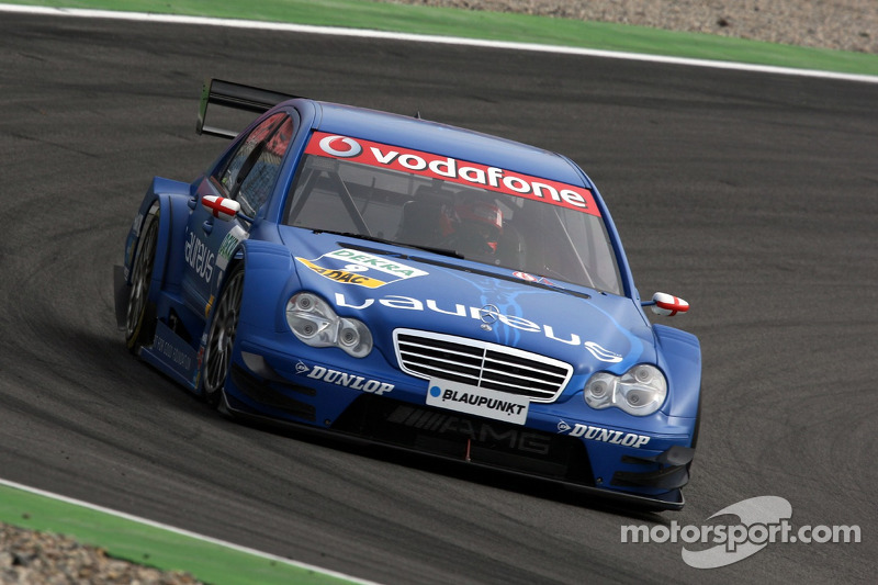 #9: Gary Paffett, Mercedes, C-Klasse 2006