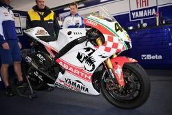 Valentino Rossi's Abarth M1