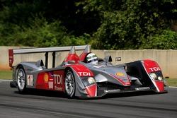 #1 Audi Sport North America, Audi R10 TDI Power: Rinaldo Capello, Allan McNish