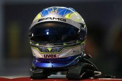 Helmet of Alexandros Margaritis, stern AMG Mercedes C-Klasse 2006