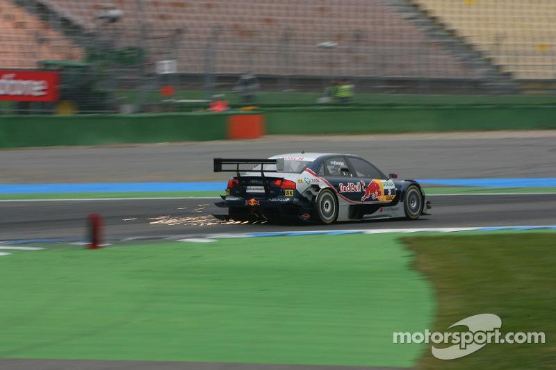 Mattias Ekstrom, Audi Sport Team Abt Sportsline