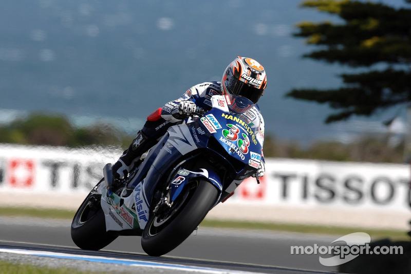 2007: Marco Melandri (Honda RC212V)