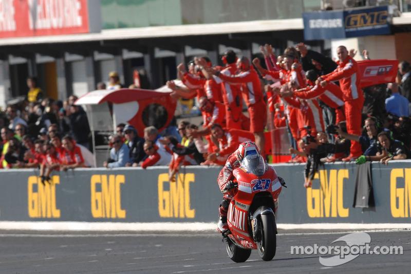 #17 - Casey Stoner - GP de Australia 2007