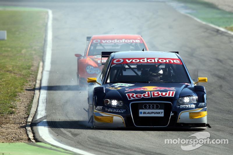 Martin Tomczyk, Audi Sport Team Abt Sportsline, Audi A4 DTM