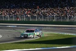 Vanina Ickx, TME, Audi A4 DTM falla al entrar al pitlane