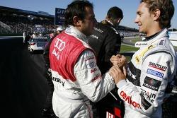 Christian Abt and Mathias Lauda