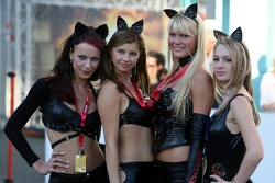 The lovely Playboy bunnies