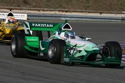 Adam Khan, Pilote A1 Equipe du Pakistan, Alex Yoong, Pilote A1 Equipe de Malaisie