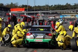 Pit stop for Marcus Winkelhock, TME, Audi A4 DTM
