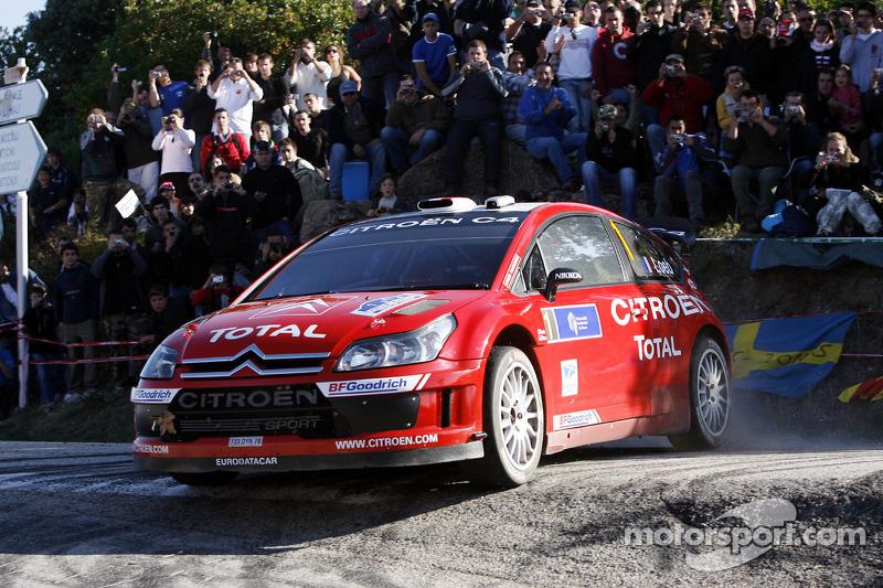 2007 - Citroën C4 WRC