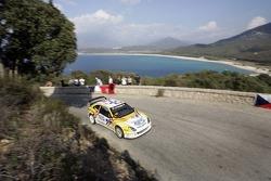 François Duval et Jean-François Elst, Citroen Xsara WRC