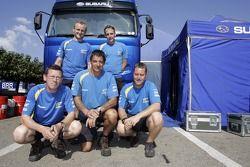 Groupe de pilote de camions SWRT