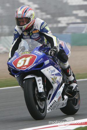51-Michele Pirro-Yamaha YZF R1-Yamaha Team Italia