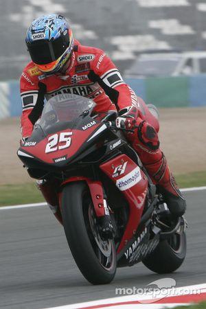 25-Dario Giuseppetti-Yamaha YZF R1-MGM Racing Performance