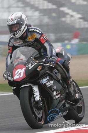 21-Wim Van Den Broeck-Yamaha YZF R1-Team Zone Rouge
