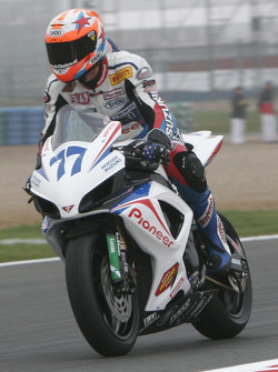 77-Barry Veneman-Suzuki GSX-R 600-Pioneer Hoegee Suzuki Racing