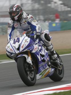 44-David Salom-Yamaha YZF R6-Yamaha Spain