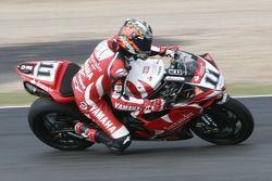 Трой Корсер, Yamaha YZF R1-Yamaha Motor Italia
