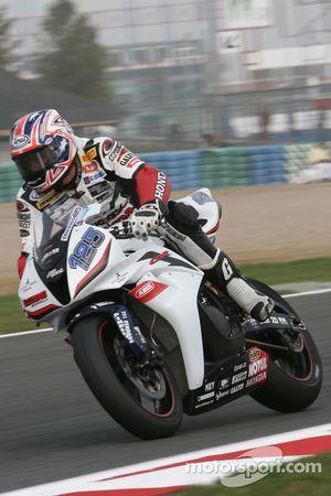125-Joshua Brookes-Honda CBR 600-Stiggy Motorsport Honda