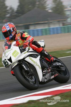 116-Simone Sanna-Honda CBR 600-Racing Team Parkalgar