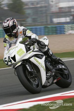 31-Vesa Kallio-Suzuki GSX R600-Pioneer Hoegee Suzuki Racing