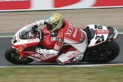 21 Troy Bayliss-Ducati 999 F07, Ducati Xerox Team