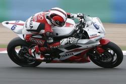 6-Tommy Hill-Yamaha YZF R6-Yamaha World SPP Racing Team