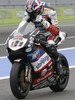 Рубен Чаус, Ducati 999 F06-Team Sterilgarda