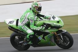 Фонси Нието, Kawasaki ZX 10R-Kawasaki PSG 1 Corse