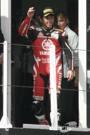 Noriyuki Haga winner of race 1