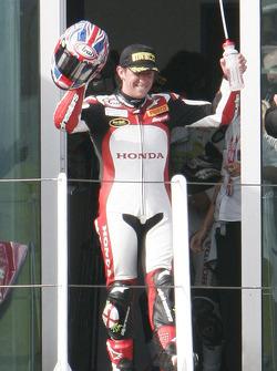 Крэг Джонс - третье место в классе Supersport