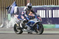 57-Ilario Dionisi-Suzuki GSX R 1000 K7-Team Cruciani Moto Suzuki Italia
