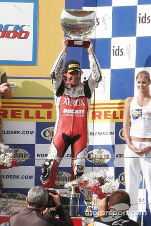 Niccolo Canepa Winner Of The Superstock 1000 Championship