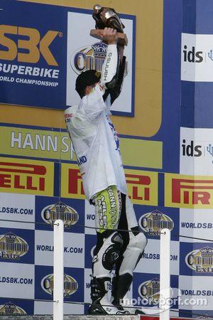 James Toseland WSBK 2007 World Champion
