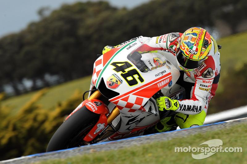 2007: 4 Siege (Yamaha, MotoGP)