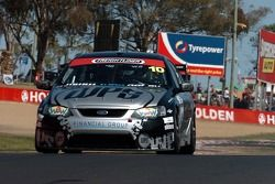Grant Denyer joined WPS Racing for the enduro
