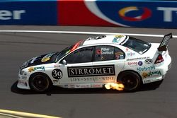 Chris Pither joined Sirromet Racing for Bathurst