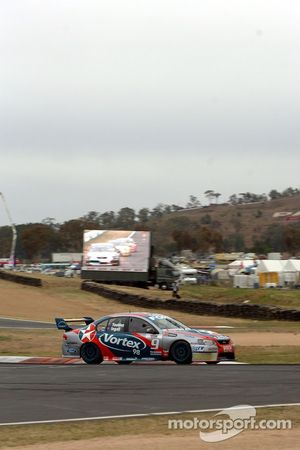 Russell Ingall before his accident