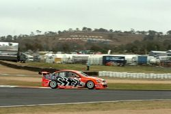 Mark Skaife didn't hold the lead for long
