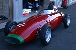 The last OSCA single-seater, 1960 Formula Junior