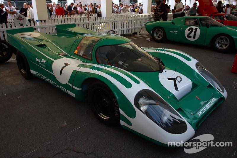 Porsche 917, David Piper