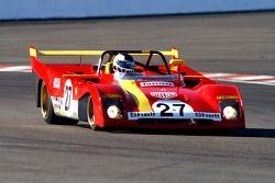 Last laps before victory; Ferrari 312 PB 1972: Gläzel C, DE