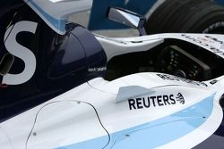 Car, Kazuki Nakajima, Williams F1 Team