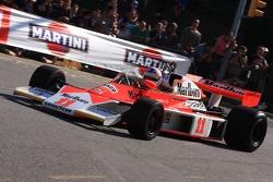 Машина Джеймса Ханта, McLaren M23