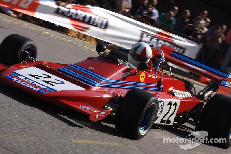 Гонку Гран Прі Франції 1972 року Кріс Еймон розпочав із поулу, лідирував, однак проколота шина залишила новозеландця без перемоги.
