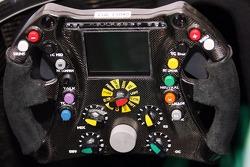 Technical Image, Steering wheel of the Honda, Honda Racing F1 Team